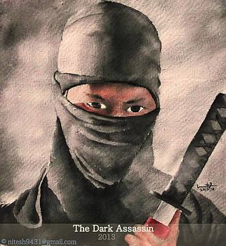 The Dark Assassin by Nitesh Kumar