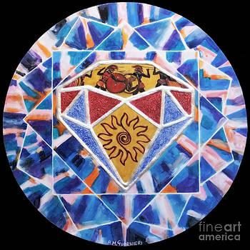 The diamond of civilization by Anna Maria Guarnieri