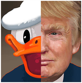 The Donald by Craig Carl