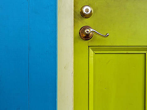 The Door by Stellina Giannitsi