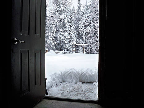 The Door to Spring April 2014 by Cheryl Ehlers