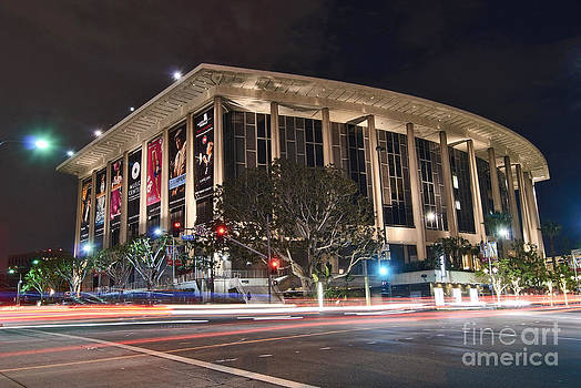 Jamie Pham - The Dorothy Chandler Pavilion part of the Los Angeles Music Center