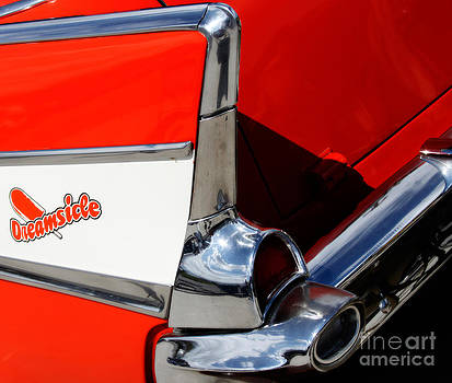 The Dreamsicle 1957 by Steven  Digman