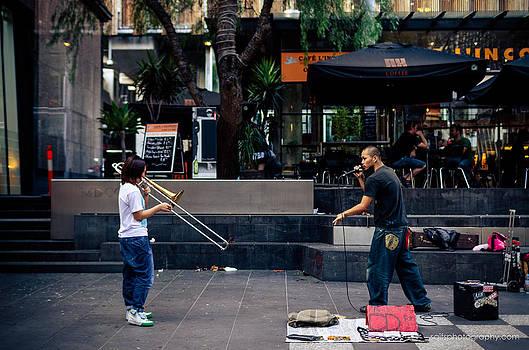 The duel by Saiful Nasir