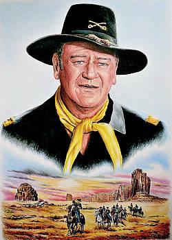 The Duke U.S.Cavalry by Andrew Read