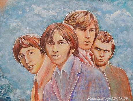 The Early BeeGees by Kean Butterfield