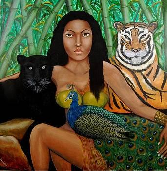 The Earth Woman by Saranya Haridasan