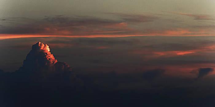 The Enchanted Mountain by Alfredo Rougouski