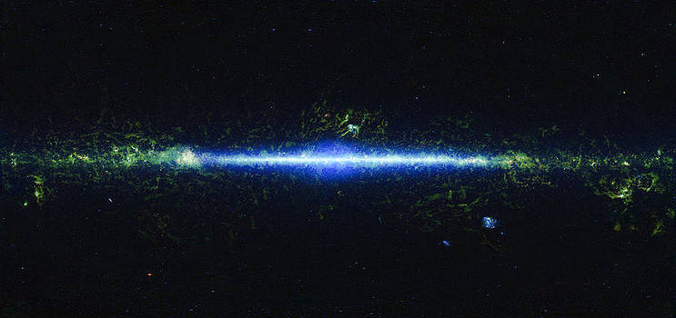 Adam Romanowicz - The Entire WISE Sky