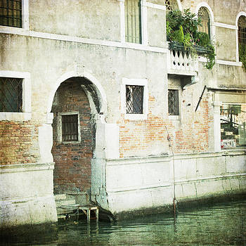 The Entrance - Venice by Lisa Parrish