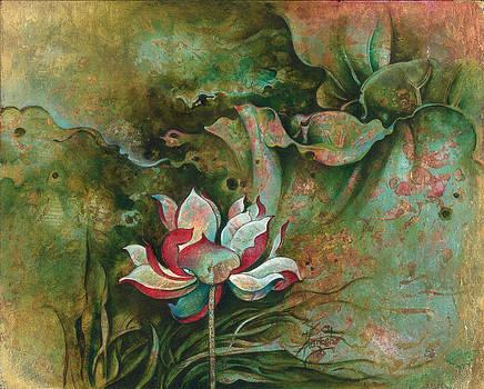 The Eremite by Anna Ewa Miarczynska