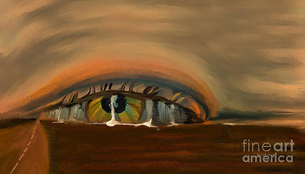 Angela A Stanton - The Eye of the Storm