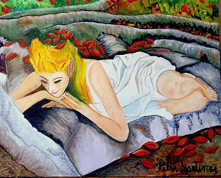 The Fairy by Pilar  Martinez-Byrne
