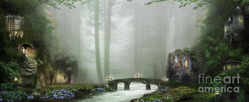 The Fairy Village by Lynn Jackson