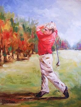 The Faithful Swing by Brandi  Hickman