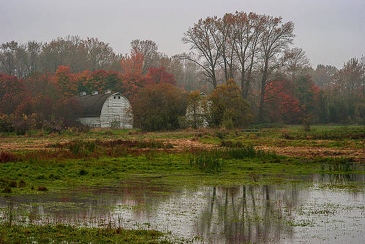 The Fall Barn by Cassius Johnson