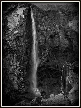 The Falls by David Kovac