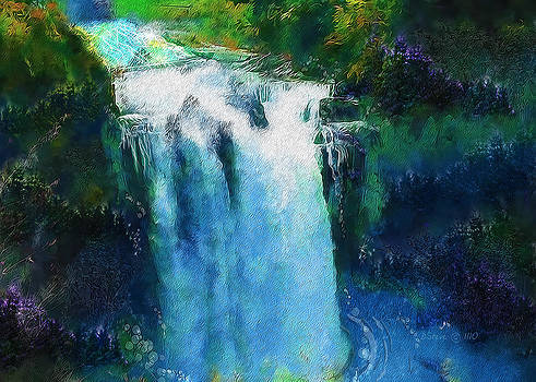 The Falls by Don Steve