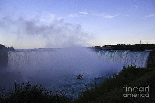 The Falls by Jeff Sommerfield