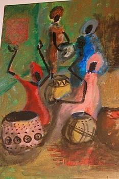 The Family  by Mona  El Rubi