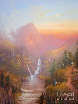 The Fellowship Of The Ring by Joe  Gilronan