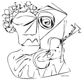 The Fiddler by Natalie Prieto