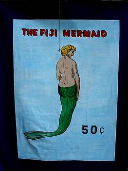 The Fiji Mermaid by Ralph LeCompte