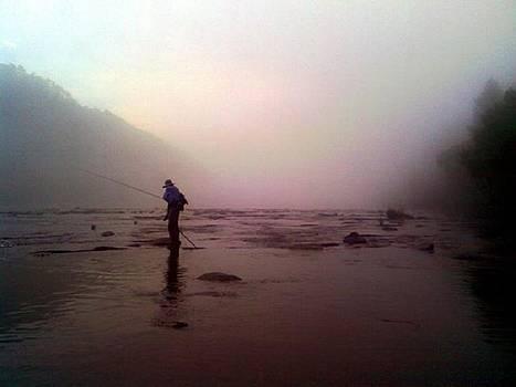 The Fisherman by Dwayne Gresham