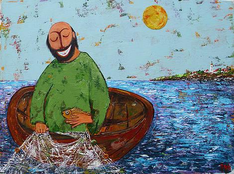 The Fisherman by Ivaylo Georgiev