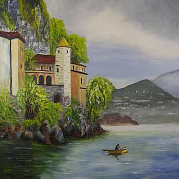 The Fisherman by Scott Hoke