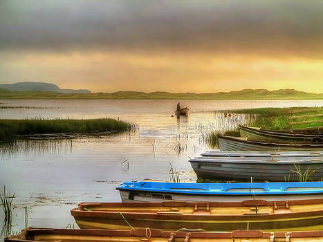 The Fisherman's Return by Kim Shatwell-Irishphotographer