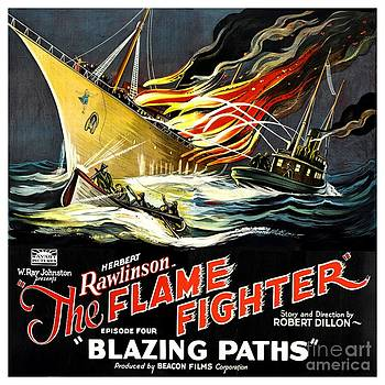 C Slater - The Flame Fighter