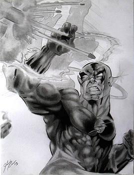 The Flash by Luis Carlos A