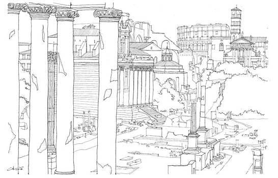 The Forum by Calvin Durham