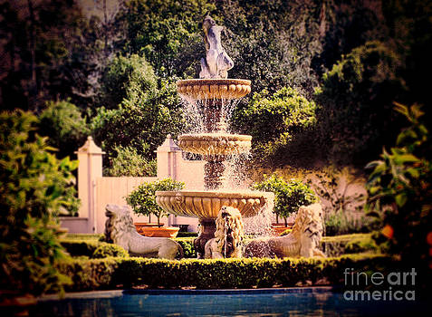 The Fountain by Karen Lewis