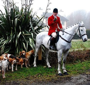 Joe Cashin - The Fox Hunt