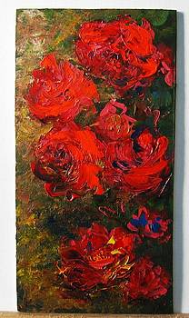 The Fragance of Red Roses by Florin Alexandru