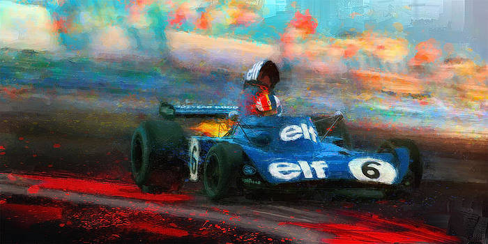 The French Elf by Alan Greene
