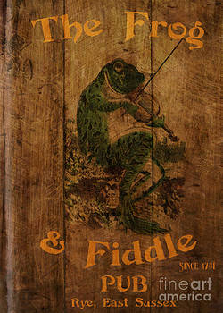The Frog and Fiddle Pub by Cinema Photography