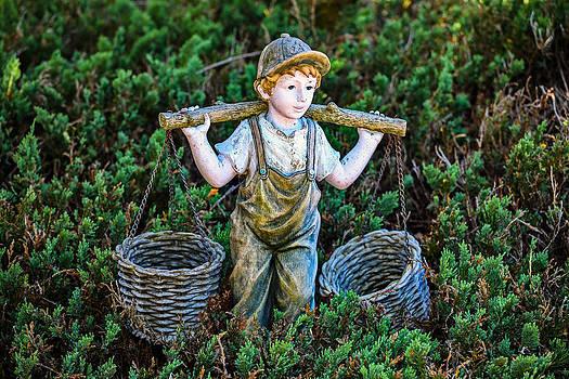 The Garden Boy by Jim Nelson