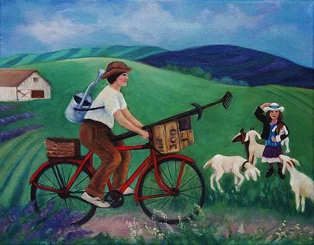 The Gardener by Mysti Bush