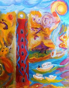 The Gaspe' by Lonzo Lucas Jr