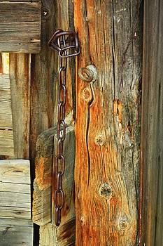 The Gate Post by Richard Stillwell