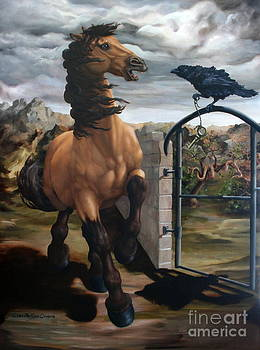The Gatekeeper by Lisa Phillips Owens
