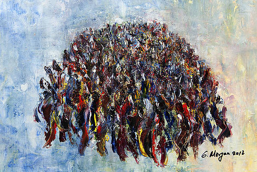 The Gathering by Garfield Morgan
