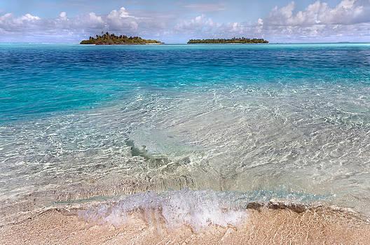 Jenny Rainbow - The Gentle Power of Water. Maldives