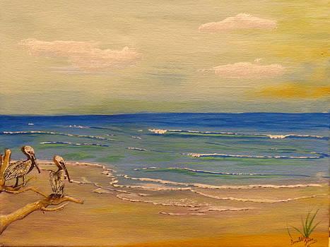 The Getaway by Donald Jones