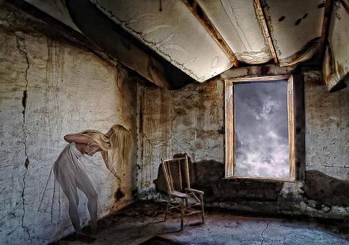 The Girl Upstairs - One by Steve Bingham
