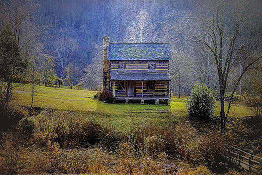 Jack R Perry - The Gladie Cabin