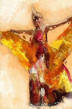 Stefan Kuhn - The golden dragon dancer
